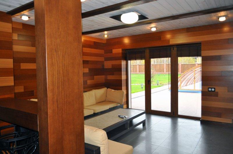 Проекты домов и коттеджей площадью 300 - 400 квм